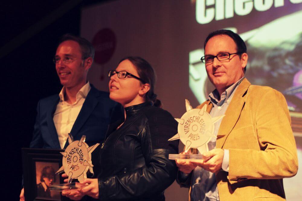 Preisträger des Virenschleuderpreises 2014