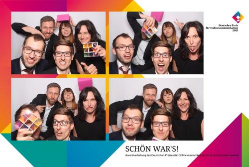 Der Deutsche Preis für Onlinekommunikation 2015 geht an Thalia und PANORAMA3000