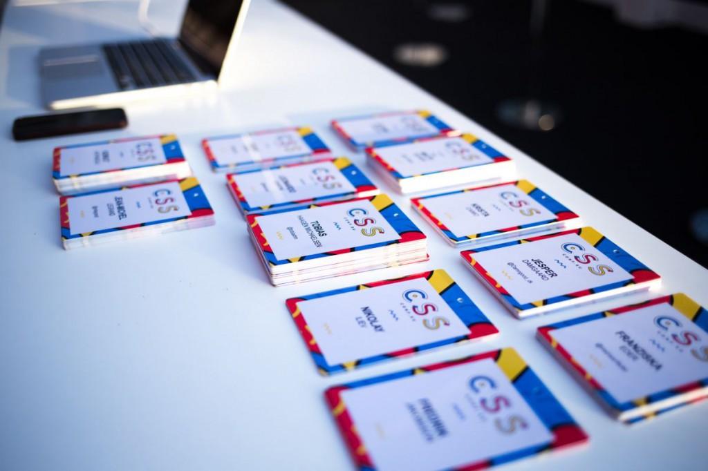 CSS conf EU Cards