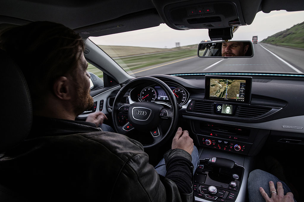 BMW autonomes Fahren