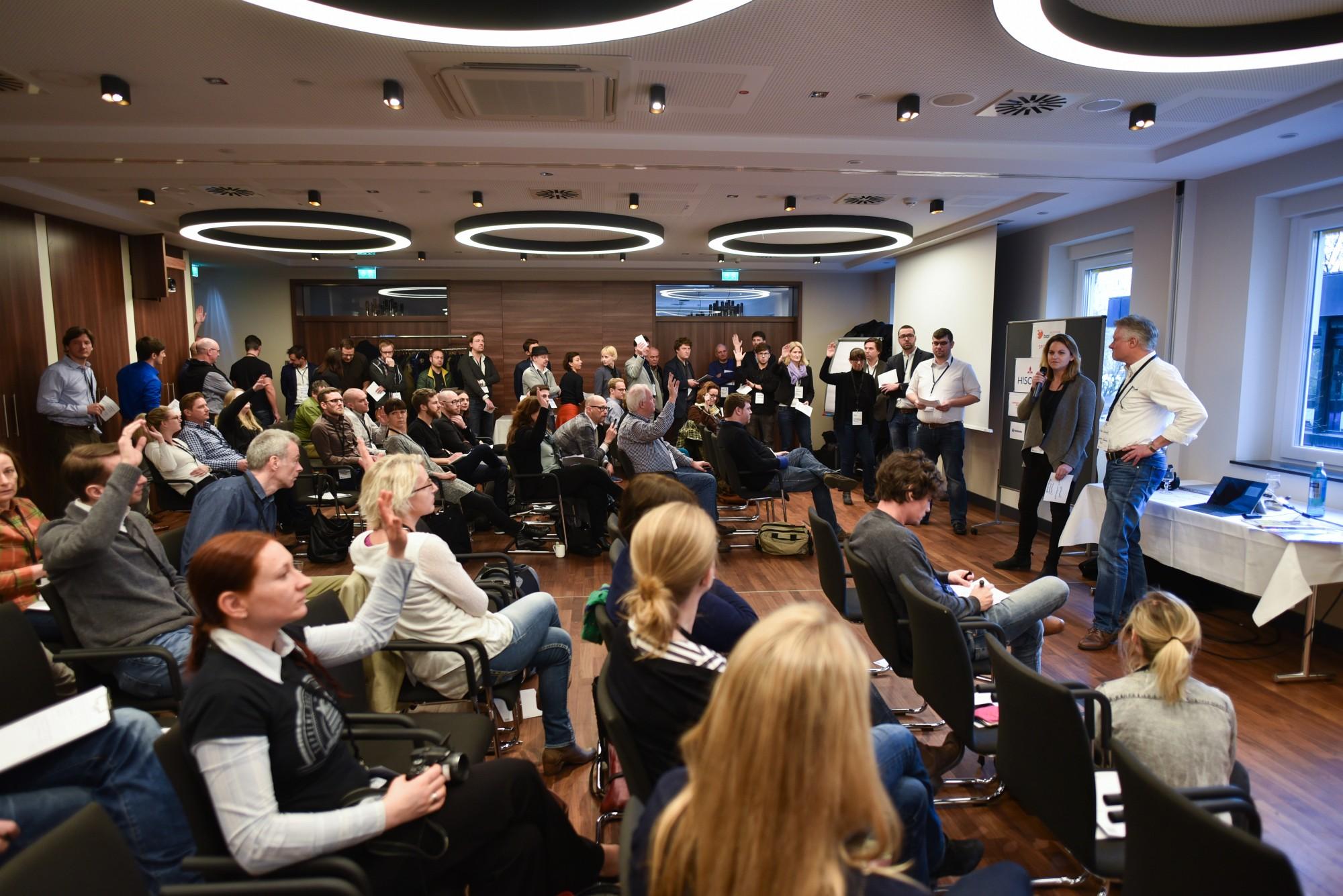 Deutschland's erstes Barcamp für Agenturen