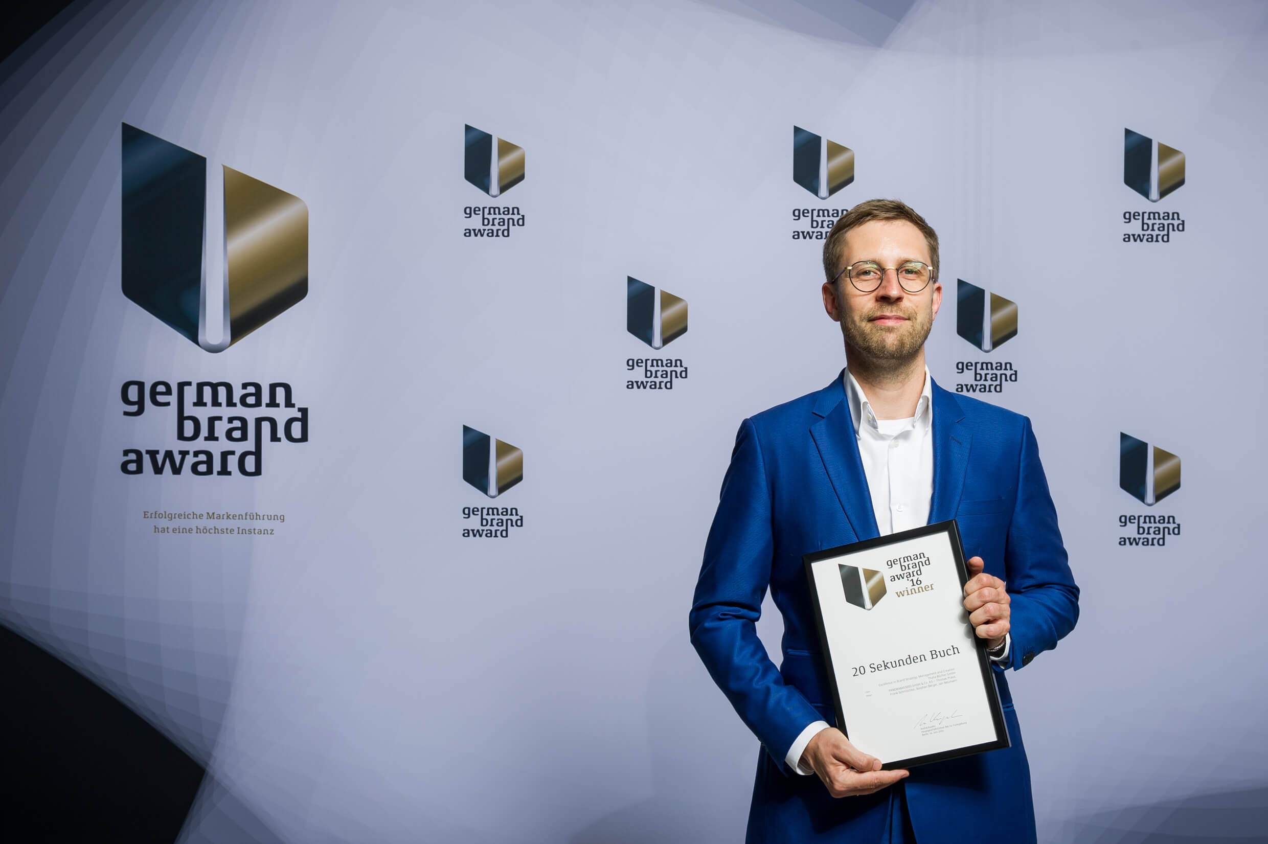 German Brand Award Portrait Thomas Praus