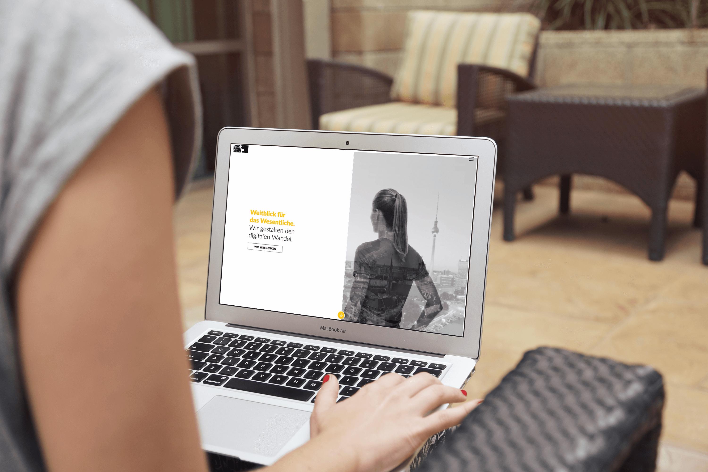 PANORAMA3000 Website Relaunch 2016