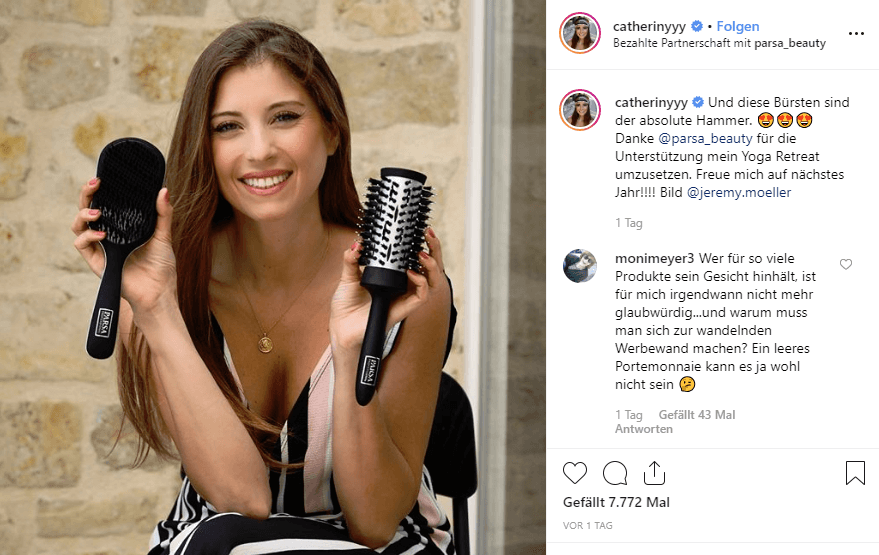 Cathy Hummels Instagram Urteil