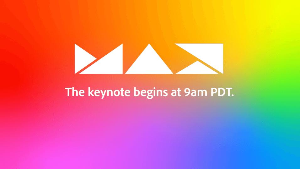 Adobe MAX – The Creativity Conference