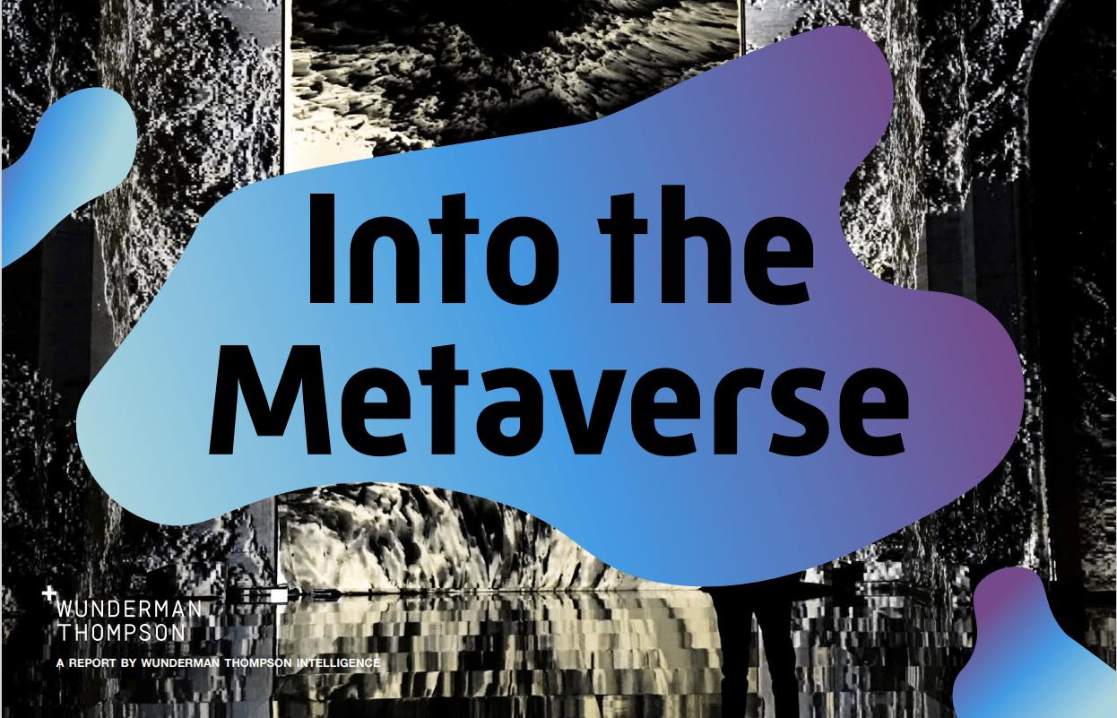 Into the Metaverse - die digitale Verschmelzung mit der Realität
